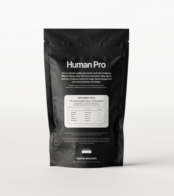 Human Pro Cordyceps