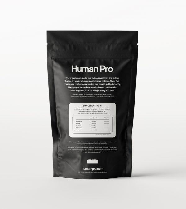 Human Pro Lion's Mane